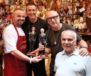 A Napoli Dolce & Gabbana!